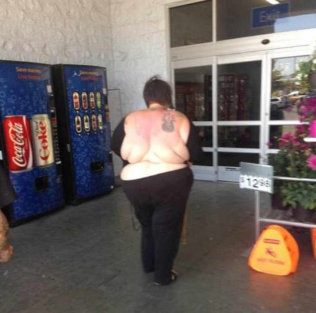 44 peopleofwalmart - 44 Funny Photos of the Strangest, Most Unusual Shoppers from Walmart