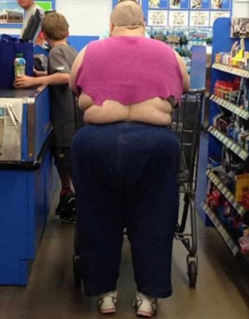 5 peopleofwalmart - 44 Funny Photos of the Strangest, Most Unusual Shoppers from Walmart