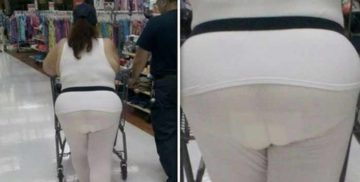 6 peopleofwalmart - 44 Funny Photos of the Strangest, Most Unusual Shoppers from Walmart