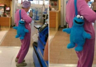 7 peopleofwalmart - 44 Funny Photos of the Strangest, Most Unusual Shoppers from Walmart