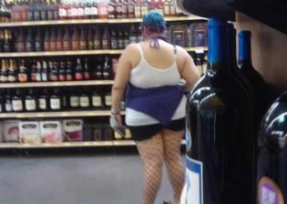 8 peopleofwalmart - 44 Funny Photos of the Strangest, Most Unusual Shoppers from Walmart