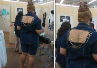 9 peopleofwalmart - 44 Funny Photos of the Strangest, Most Unusual Shoppers from Walmart
