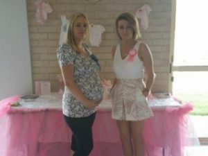 baby shower picture 320x240 300x225 - Mom Of Two Decides To Be A Surrogate For Couple. When Baby Is Born, Look Who The Mother Is
