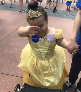belle3 265x300 - Girl Breaks Down And Cries After Belle's Remark. She Has No Idea It Was Caught On Camera.