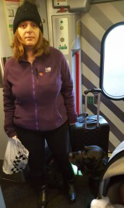 deaf civil servant forced to sit on train floor with hearing aid dog despite special ticket 179x300 - Train Staff Forced Her To Sit On The Floor. When She Hears Why, She Had To Leave 'Disgusted'