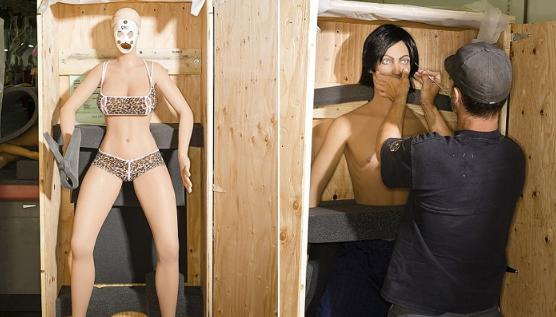 0 - オーダーメイド「セックスドール」製作過程を写真で見る