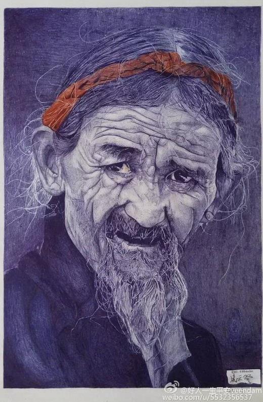 0d2yjx03 - 只用1支筆!16歲男上課畫畫被老師「當眾羞辱」!專家看到作品驚呆「簡直藝術奇才」!