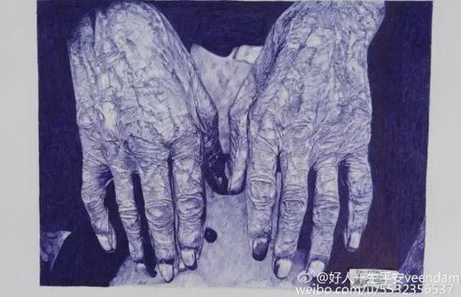 0d2yjx05 - 只用1支筆!16歲男上課畫畫被老師「當眾羞辱」!專家看到作品驚呆「簡直藝術奇才」!