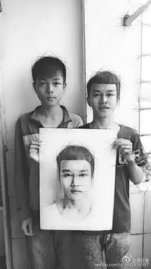 0d2yjx0c - 只用1支筆!16歲男上課畫畫被老師「當眾羞辱」!專家看到作品驚呆「簡直藝術奇才」!