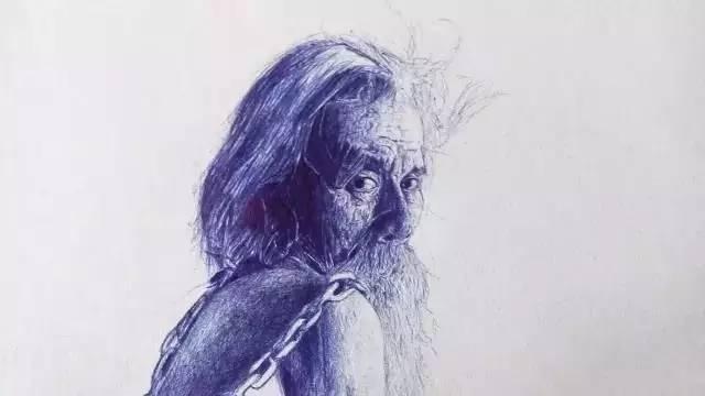0ezyzipujv - 只用1支筆!16歲男上課畫畫被老師「當眾羞辱」!專家看到作品驚呆「簡直藝術奇才」!