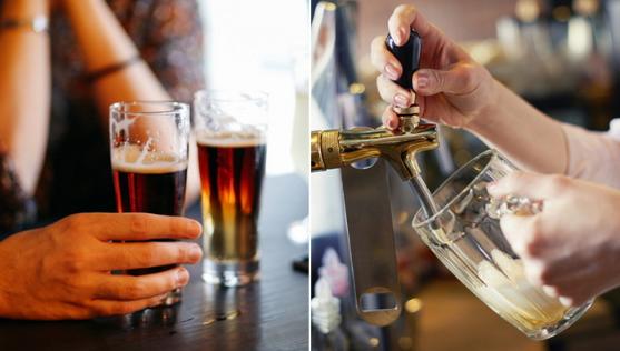1 3 - ビールを定期的に飲めば「〇〇病」を予防することができる?
