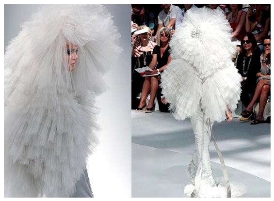 10weirdweddingdress - 18 Wedding Dresses That Are Just Downright Bizarre