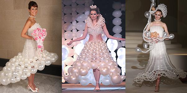 11weirdweddingdress - 無言薯條!19 件讓你看了「寧願不要結」的婚紗 #5 這畫面太美我不敢看