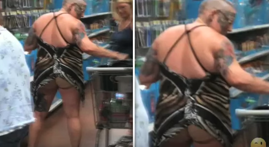 14 sexywalmarters - 36 Wal-Marters Show Us What 'Sexy' Truly Means