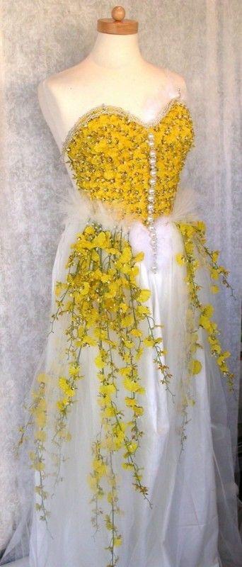 16weirdweddingdress - 無言薯條!19 件讓你看了「寧願不要結」的婚紗 #5 這畫面太美我不敢看