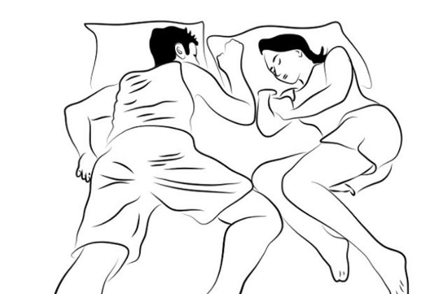 1708240304 - 함께 잠든 모습 8가지를 통해 알아보는 커플의 '진짜' 애정도