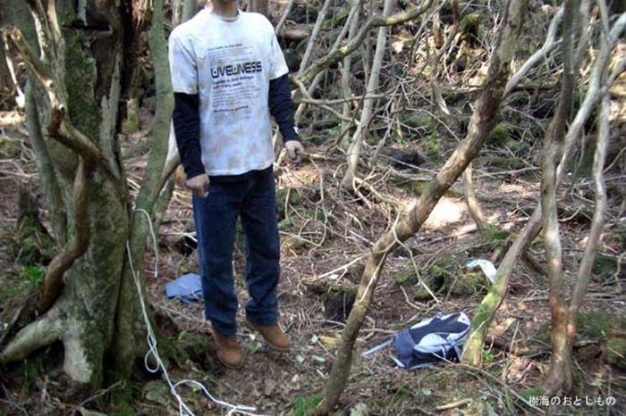 1708260718 - 한 번 들어가면 나올 수 없는 죽음의 숲 '주카이'... 일본의 '자살명소'