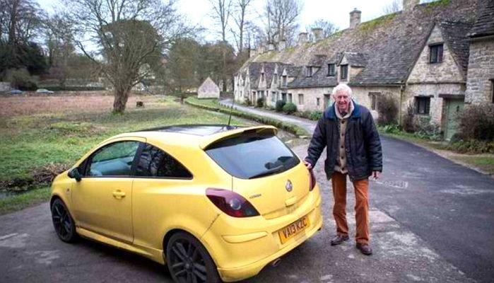 1yix7s4a233nxh1p4xhz - '똥차'라고 놀림당한 노인 위해 마을이 수백 대의 자동차로 가득찬 사연
