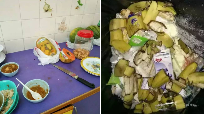 2 - 선생님은 아이들을 폭행하고 '음식물 쓰레기'와 '인분'을 먹였다