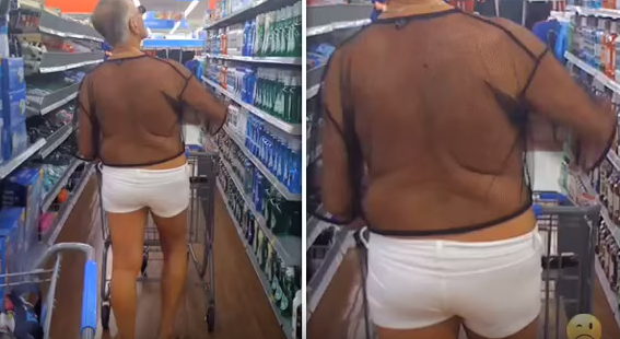 21 sexywalmarters - 36 Wal-Marters Show Us What 'Sexy' Truly Means