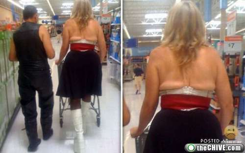 27 sexywalmarters - 36 Wal-Marters Show Us What 'Sexy' Truly Means