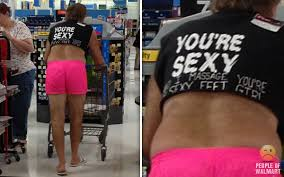 29 sexywalmarters - 36 Wal-Marters Show Us What 'Sexy' Truly Means