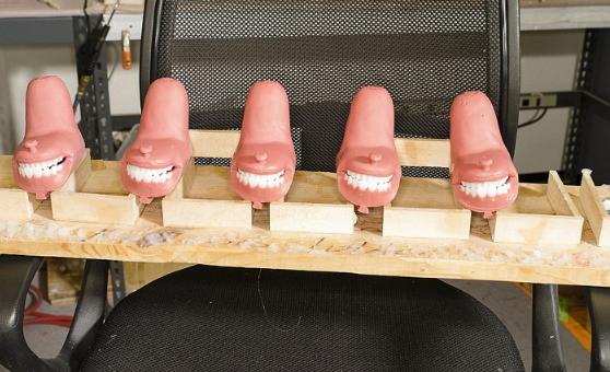 3 2 - オーダーメイド「セックスドール」製作過程を写真で見る