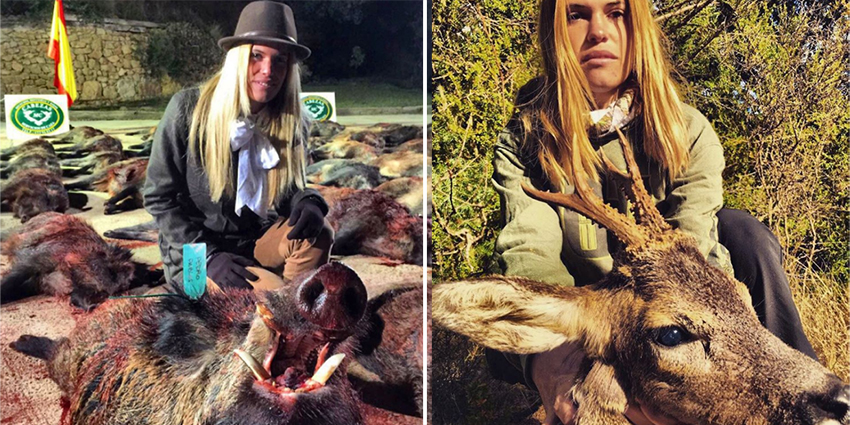 3 4 - 사냥이 취미인 여성, 그녀의 갑작스러운 죽음에 사람들은 '환호'
