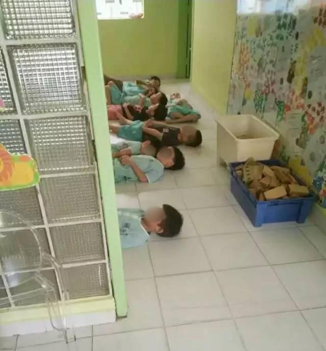 3 - 선생님은 아이들을 폭행하고 '음식물 쓰레기'와 '인분'을 먹였다