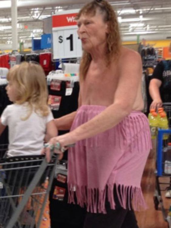 32 sexywalmarters - 36 Wal-Marters Show Us What 'Sexy' Truly Means