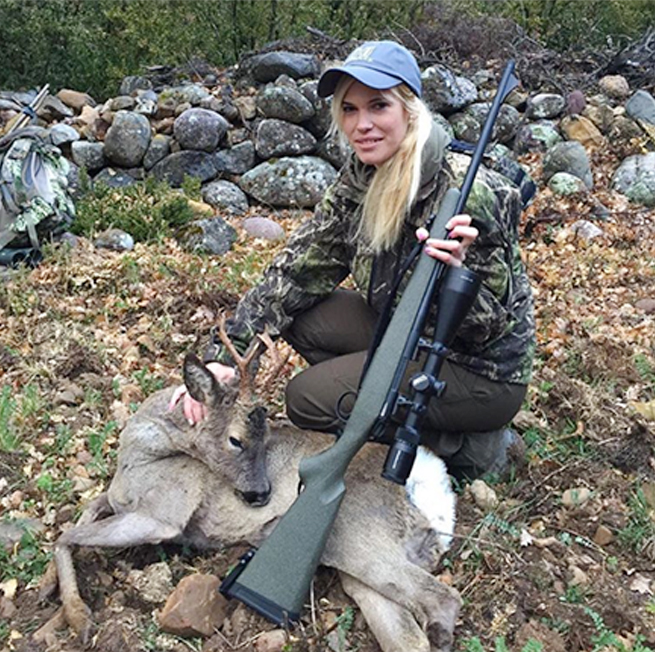4 3 - 사냥이 취미인 여성, 그녀의 갑작스러운 죽음에 사람들은 '환호'