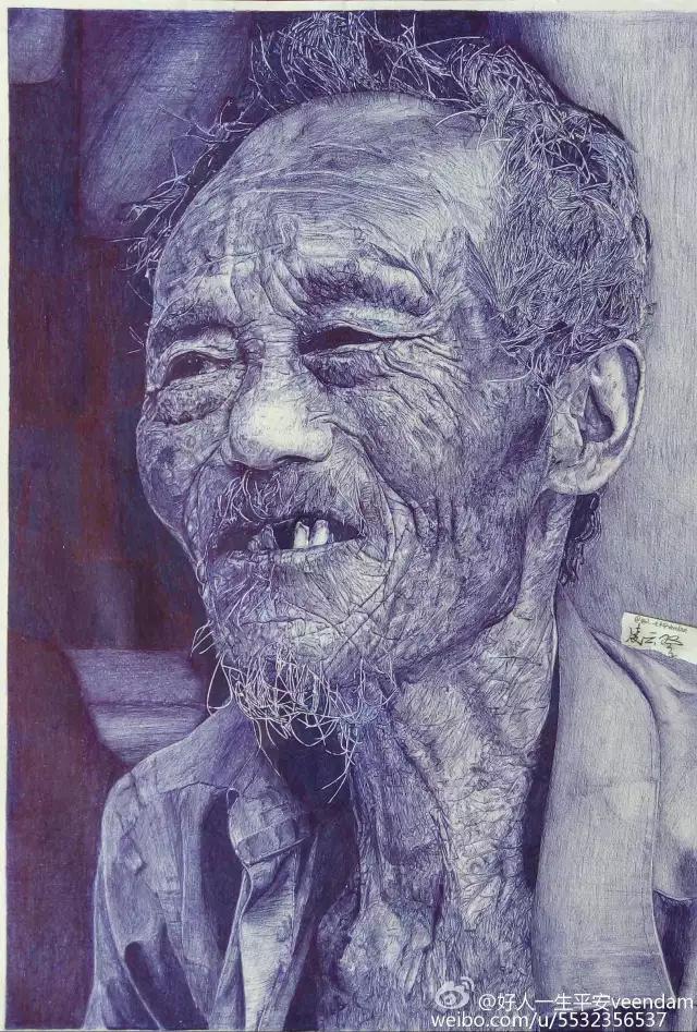 501000541176f8f1ccc - 只用1支筆!16歲男上課畫畫被老師「當眾羞辱」!專家看到作品驚呆「簡直藝術奇才」!