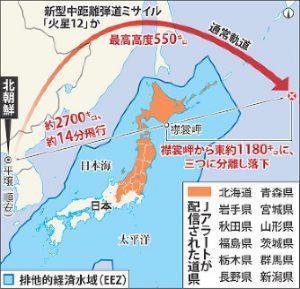 6 10 300x289 - 北朝鮮ミサイル発射!Jアラート受信しましたが?