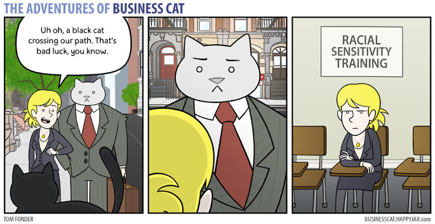 9 4 - What if your BOSS was a CAT? (10+ genius photos)