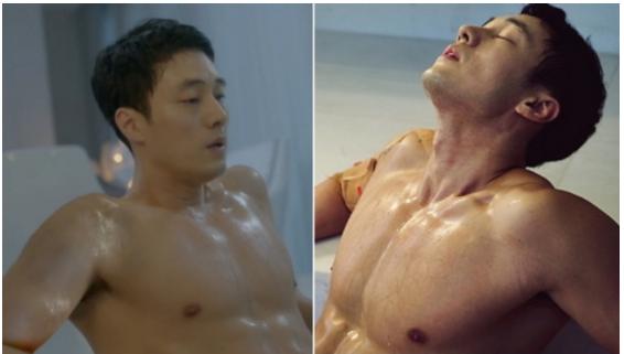 article 2 5 - 여심과 남심을 모두 파괴한 '어깨 깡패' 남성 스타 8인!