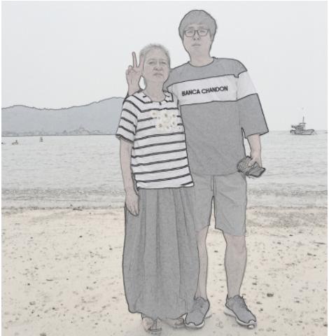 article 3  - '시한부' 엄마와 마지막 여행 떠난 아들의 사연... 동행한 친구에 '폭풍 감동'