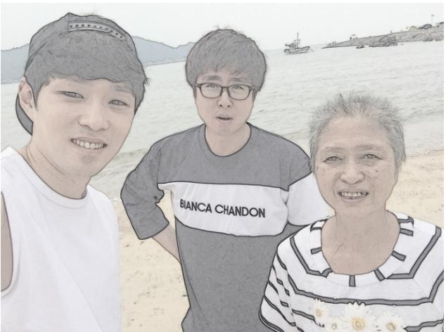 article 3 2 - '시한부' 엄마와 마지막 여행 떠난 아들의 사연... 동행한 친구에 '폭풍 감동'