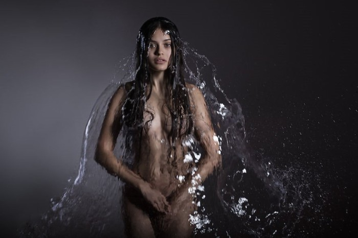 asida turavaradoslaw redzikowski - 물과 빛, 천, 모래로 완성된 매혹적인 사진 시리즈 (사진 12장)