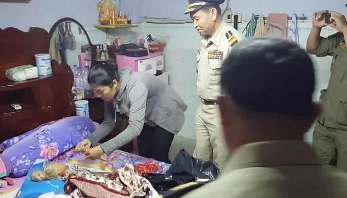 bi668w4lnbe043q7ua3q - 자신의 '빚' 때문에 '5개월' 된 친구의 딸을 '쓰레기 봉지'에 납치한 여성