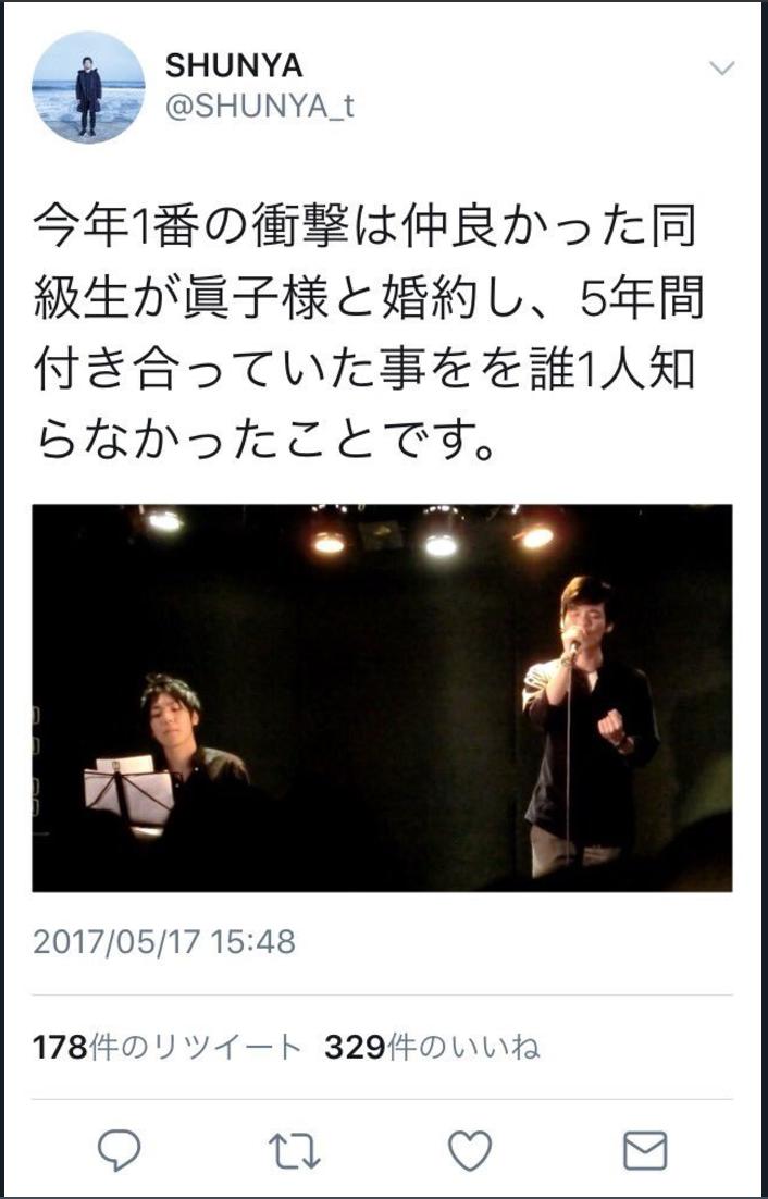 小室圭さんの知人の話