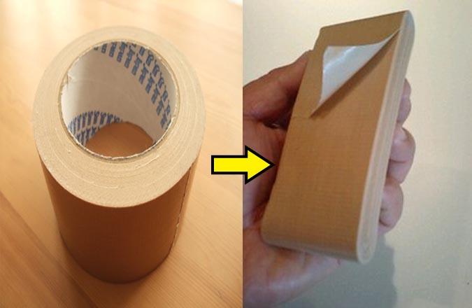 gummedtape - 警視庁が呼びかる非常時に備えたガムテープの活用と収納方法!
