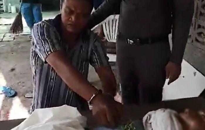 ii86p9bh647sdpmjtdee - '음식이 맛이 없어서' 친아빠 칼로 찔러 잔인하게 살해한 아들