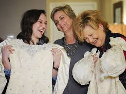 images 2 - Bride Gets Mom's Old Dress. When She Grabs Scissors, Mom Immediately Breaks Down Into Tears