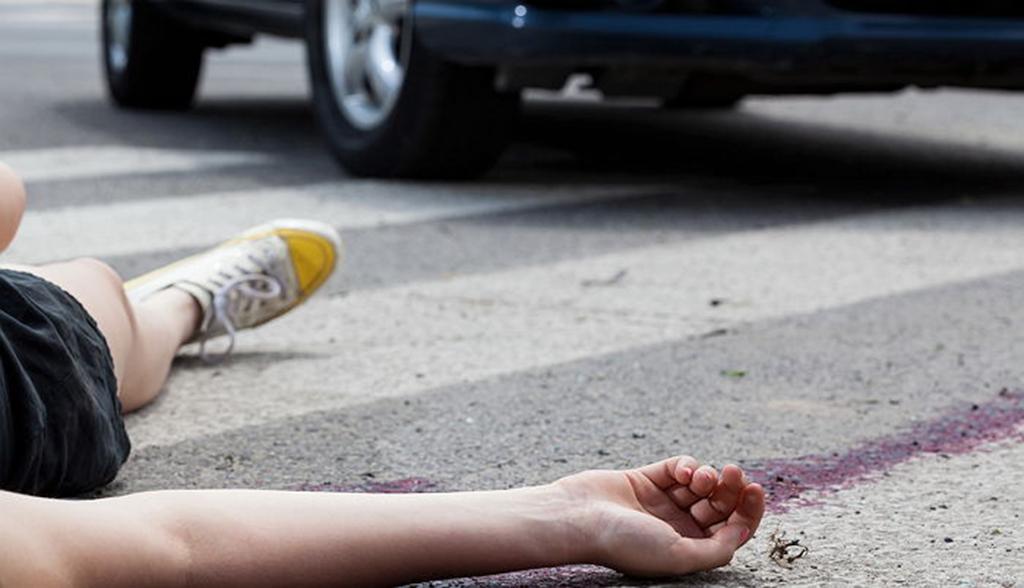 img 599d6e5c35428 - 突進するトラックに「お腹の中の赤ちゃん」を守るために頭打たれて死んだ母親