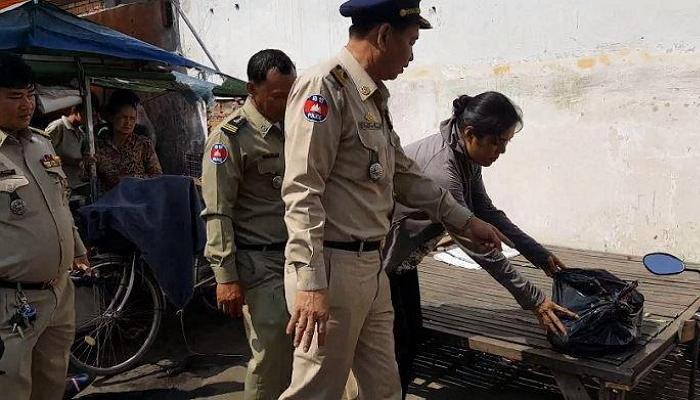 jdnd81l12t180uf5feb0 - 자신의 '빚' 때문에 '5개월' 된 친구의 딸을 '쓰레기 봉지'에 납치한 여성
