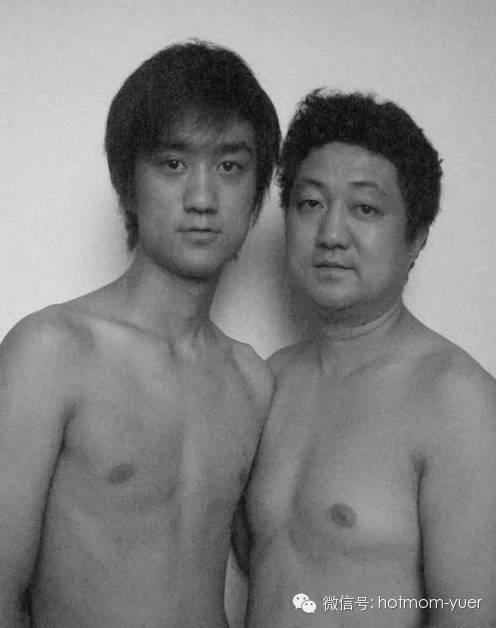 ntd father and son 2003 - 무려 '27년'간 매년 아들과 같은 사진을 찍은 아버지 (사진)