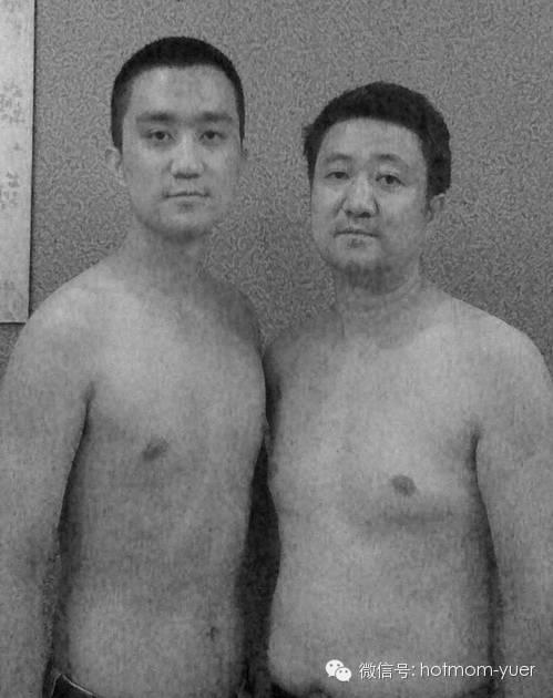 ntd father and son 2008 - 무려 '27년'간 매년 아들과 같은 사진을 찍은 아버지 (사진)