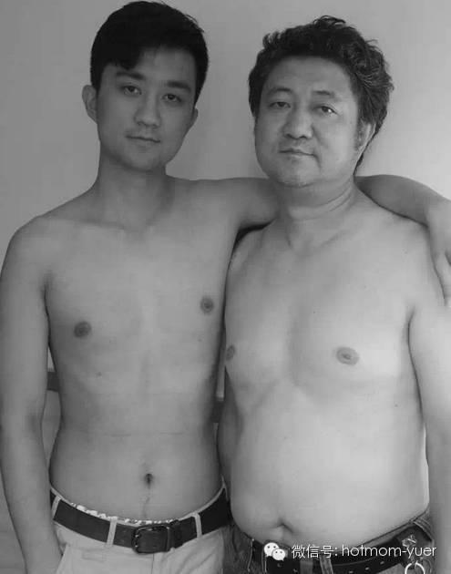 ntd father and son 2010 1 - 무려 '27년'간 매년 아들과 같은 사진을 찍은 아버지 (사진)