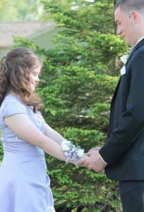 prom21 204x300 - She Thinks He Forgot Promise They Made As Kids. Years Later, He Suddenly Grabs Her Hands