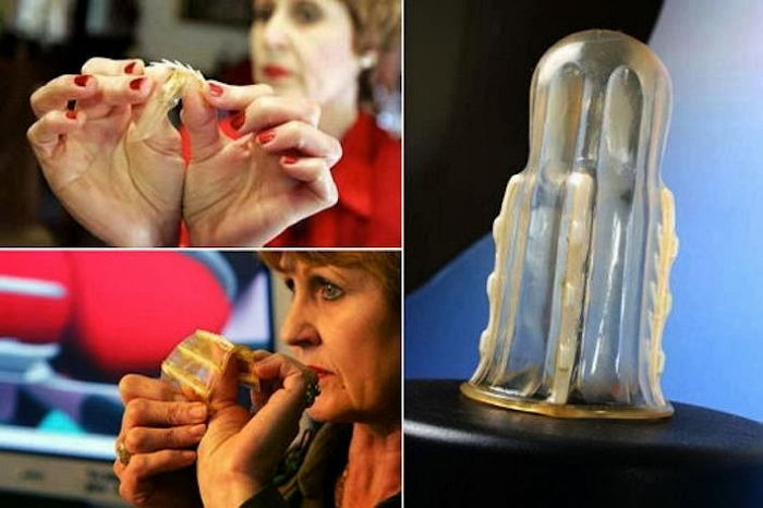 s 1 - 性暴行犯が性器を挿入したらフックが発射する「レイプ防止」女性コンドーム